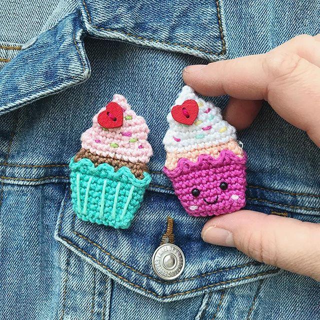 Tiny Strawberry Amigurumi Crocheted Earrings by chanteusecrochet   Crochet  earrings pattern, Crochet earrings, Crochet accessories   640x640
