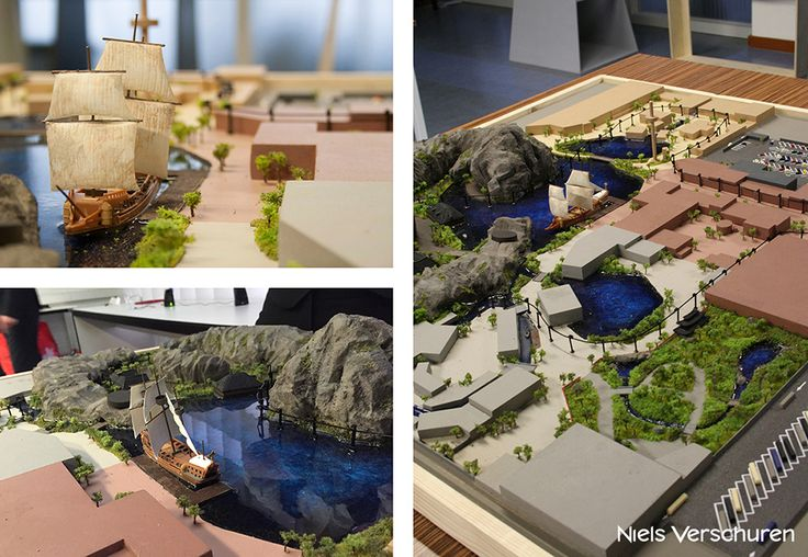 Scale Model of a Theme-park -Fiction Project- #NielsVerschuren #Niels #Verschuren #NV