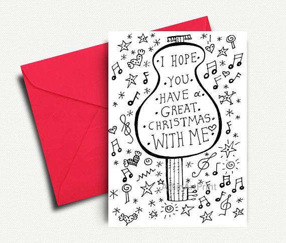 Holiday Card Christmas Card Merry Christmas Happy Holidays