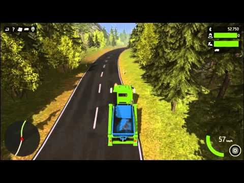 Construction Simulator 2015, Deposit Tipper Truck, Old MacDonald Nursery...