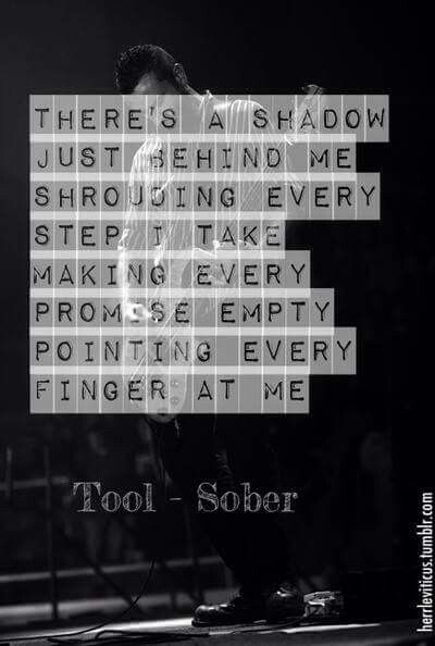 Lyrics for Tool songs - Moluwas