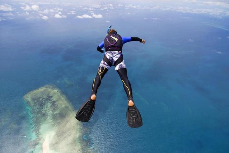 Deep diving!