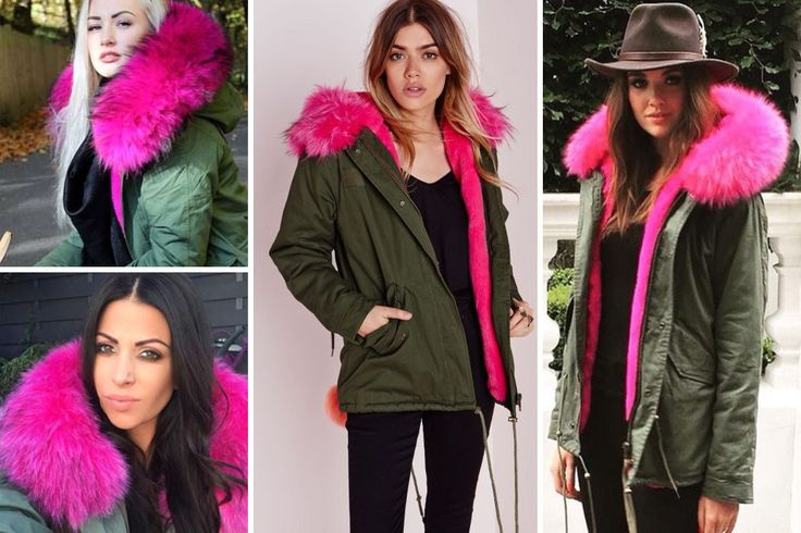 If you're crazy for pink and you love the warmth of a fur parka, then look no further. Your perfect coat has just made it's debut… on all the profiles of our favorite bloggers. Th…