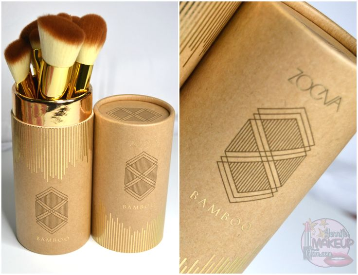 * NEW IN ZOEVA (Review): Set de Brochas BAMBOO VOL.2 *