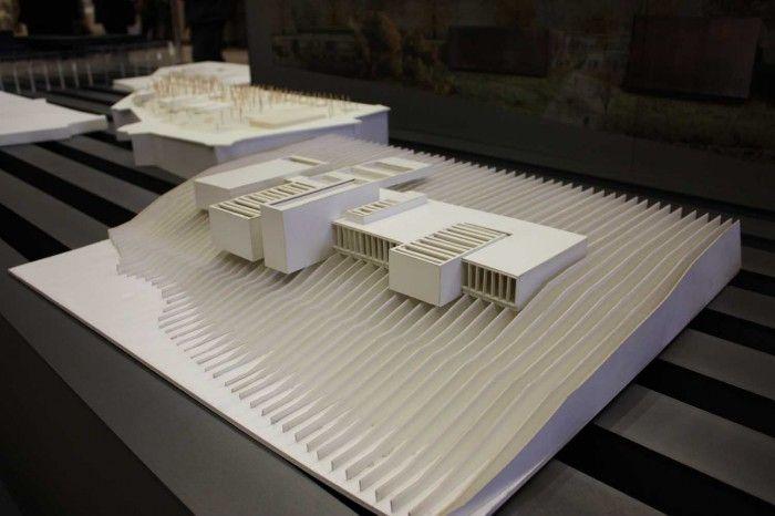 maquette-topographie-musee-soulages-rodez-RCR-architecte