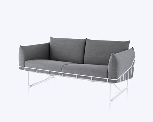 Skim Milk: Picnic Sofa by Industrial Facility