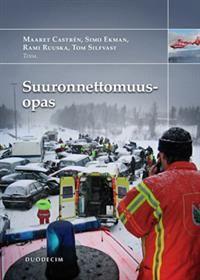 http://www.adlibris.com/fi/product.aspx?isbn=9516564372   Nimeke: Suuronnettomuusopas - Tekijä: - ISBN: 9516564372 - Hinta: 47,30 €