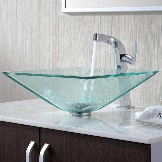 bathroom sinks image 02 634x634 18 Creative  and Modern Bathroom Sinks Designs