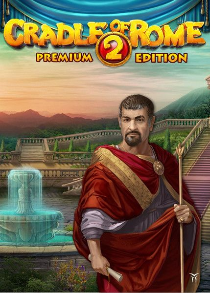 PC Digital Download - Cradle of Rome Premium Edition (Match 3). If you enjoy your match-3 games the 'cradle of' series of games are a must play!