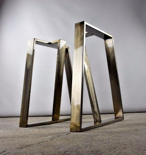 Metal Table/Bench Legs,In My Store The Customer Always Comes First,Tig Welded!!! | Home & Garden, Furniture, Tables | eBay!