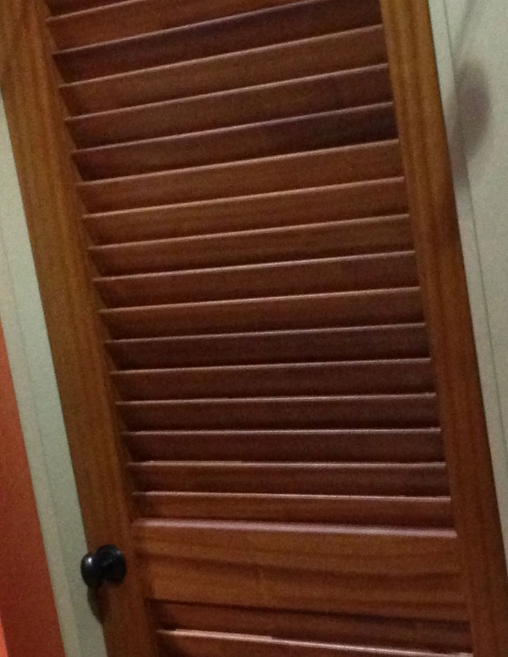 Custom, Plantation Style Louvered Door In Sapele Mahogany. Sliding Security Doors. Lowes Kitchen Cabinet Doors. Small Garage Heaters. Cost Of Two Car Garage. Exterior Pocket Door Kit. Garage Door Track System. Retractable Door Screen. Wood Door Stop