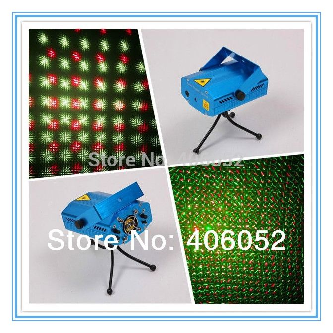 17.62$  Buy now - http://ali0qr.shopchina.info/1/go.php?t=2023747953 - Red & green RGB mini stage sound/auto controled party stroboflash holographic lighting ktv dj disco laser projector stroboscopic  #aliexpresschina