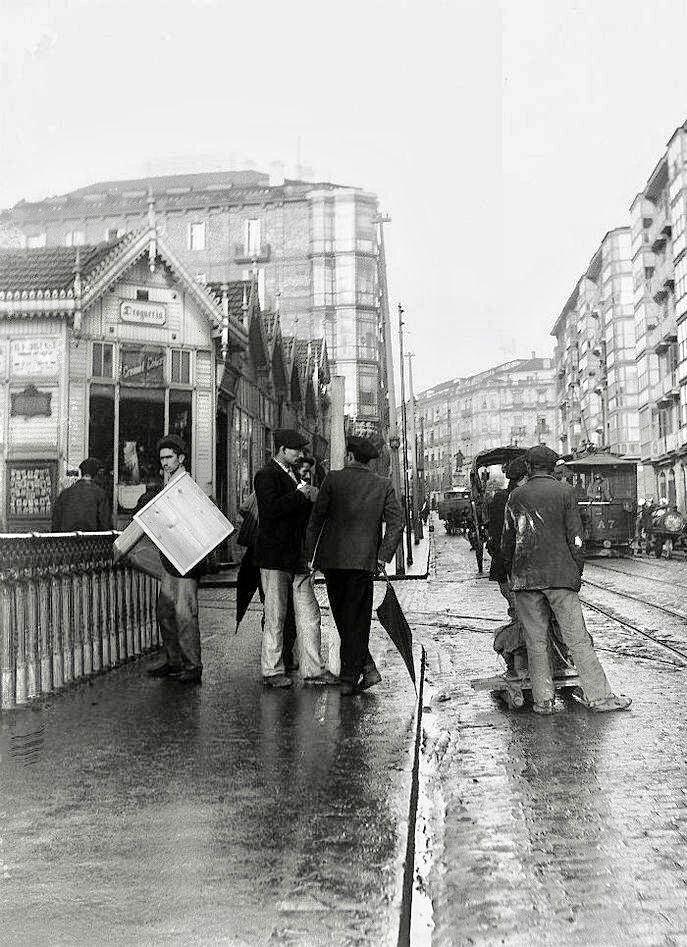 348 best fotos antiguas de bilbao images on pinterest - Bilbao fotos antiguas ...
