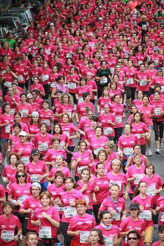 Oysho se suma a La Carrera de la Mujer: ¡Hoy ganan las chicas!