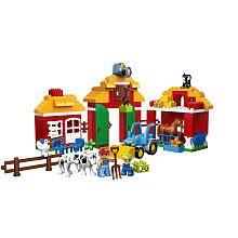 LEGO Duplo LEGOville Big Farm (10525)