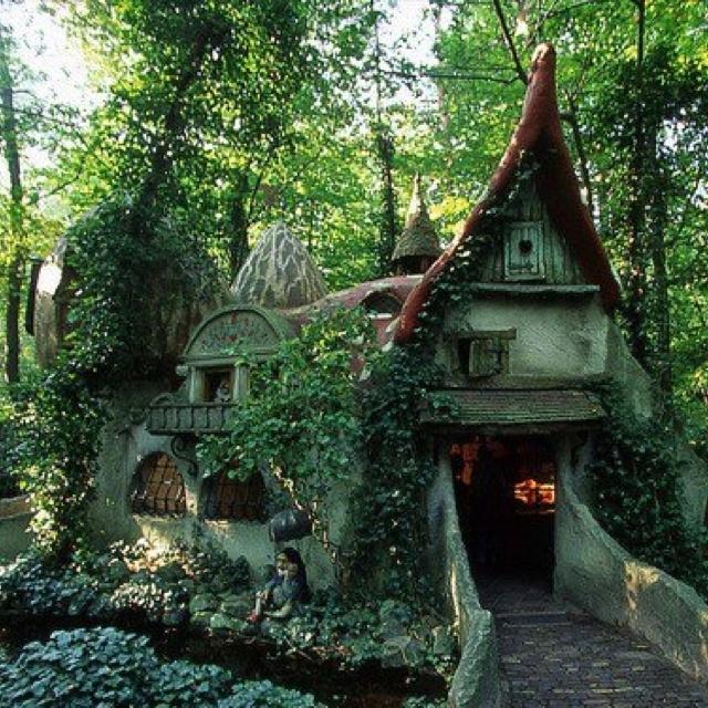 Netherlands. De Efteling