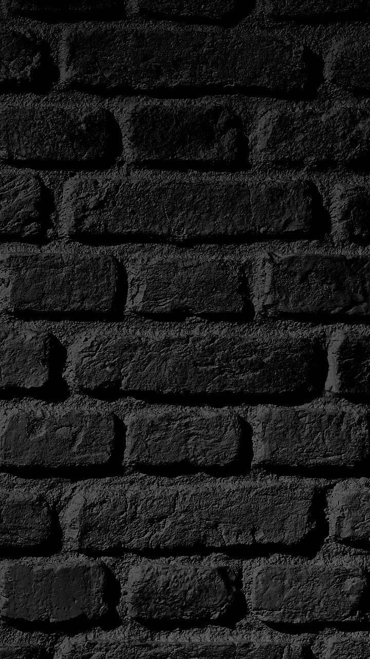 Download Writing On The Wall Wallpaper By Dstark Fcb9 36 Free On Zedge Now Browse Parede De Tijolo Preto Papel De Parede Preto Fundo De Parede De Tijolo