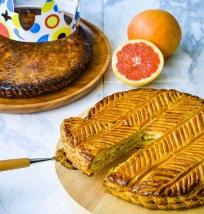 ゴントランシェリエに新年の伝統菓子「ガレット・デ・ロワ」
