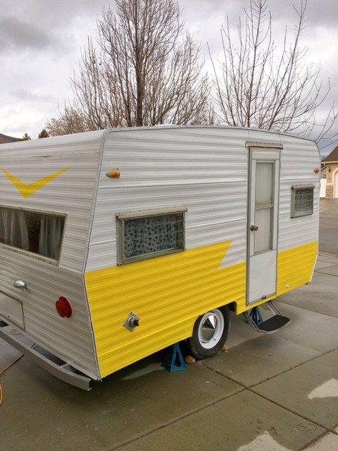 51 Best Vintage Campers For Sale Images On Pinterest