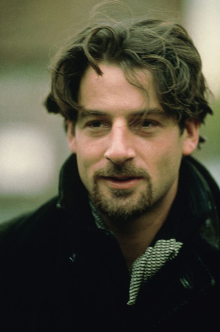 "Jeremy Northam..saw him in ""The Net"" and developed an instant crush for him. He's real hot here."