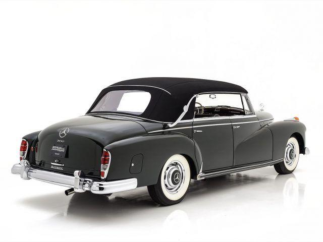 1959 Mercedes-Benz 300d Cabriolet D | Hyman Ltd. Classic Cars