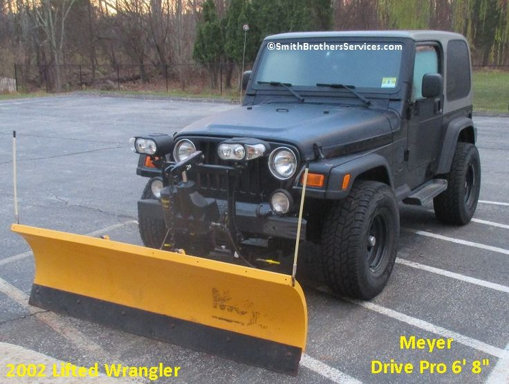 145 best meyer snow plow installs images on pinterest snow plow jeep and jeeps. Black Bedroom Furniture Sets. Home Design Ideas