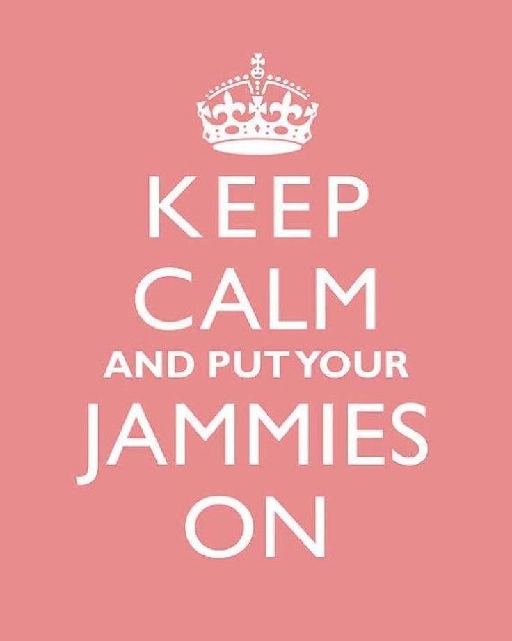 JAMMIES!!!