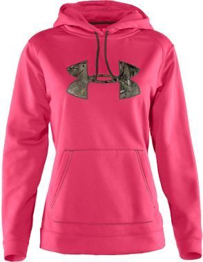 Under Armour® Women's Tackle Twill Hoodie : Cabela's