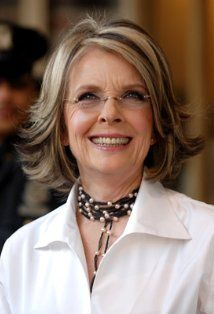 Diane Keaton - Diane Hall born Jan 5, 1946.  Film Society of Lincoln Center's 34th Annual Gala Tribute to Diane Keaton, 2007.