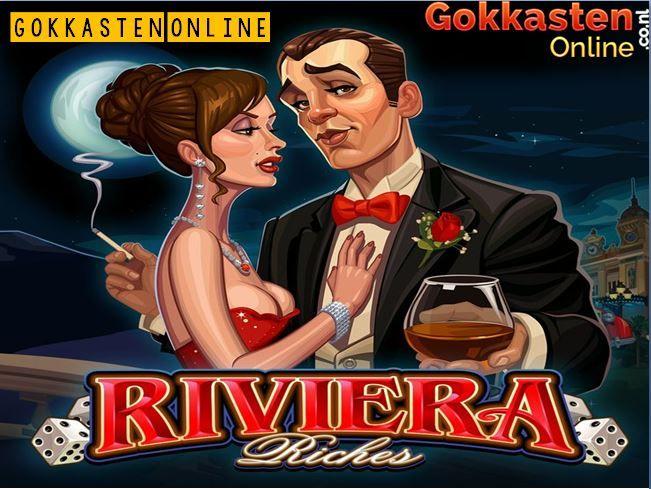 Riviera Riches combineert twee fantastische gokken spelen - de gokautomaat en het roulette spel. #onlinegokkasten