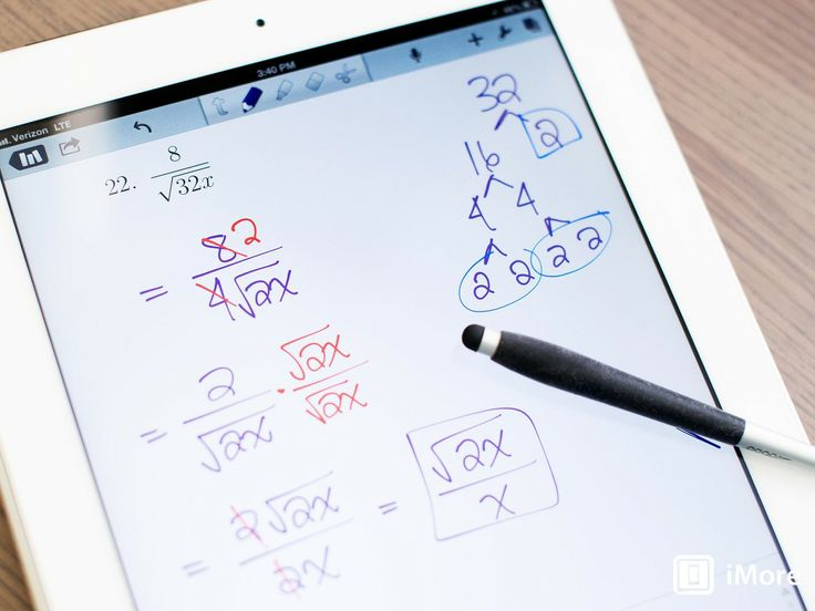 How I use my iPhone and iPad as a college math teacher | iMore.com