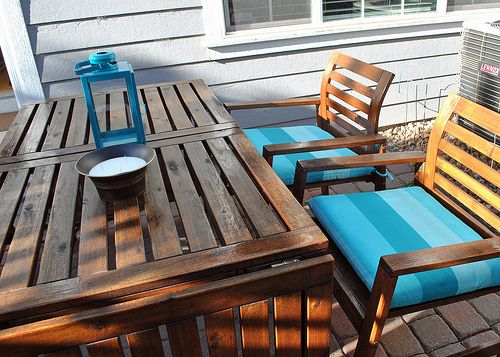 DSC_0921 By Lifewithkarma, Via Flickr Advice For Restoring Ikea Outdoor  Furniture