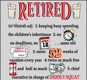 Happy Retirement Funny Quotes and Sayings