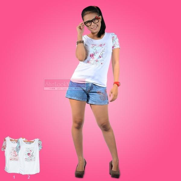 Kaos Queen Apple Shiny Rp 79.000  Hub : TokoKawan.com / 0898 237 56 19