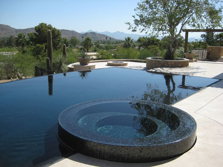 16 best outdoor glass tile ideas images on pinterest for Pool design dubai
