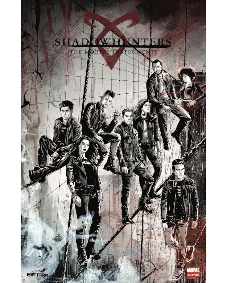 1.4m Followers, 119 Following, 2,805 Posts - See Instagram photos and videos from Shadowhunters (@shadowhunterstv)