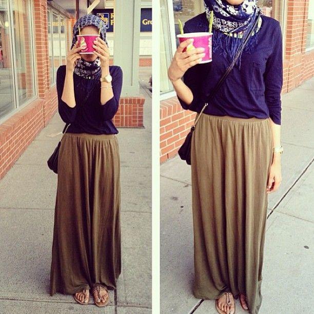 Instagram Photo By Chichijab Chic Hijab Statigram Hijabi Fashion Pinterest Maxi