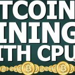 How to Mine Bitcoin with CPU  Earn Money