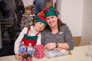 Retour du marché de Noël de l'école Brind'Amour