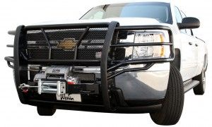 truck grille guards