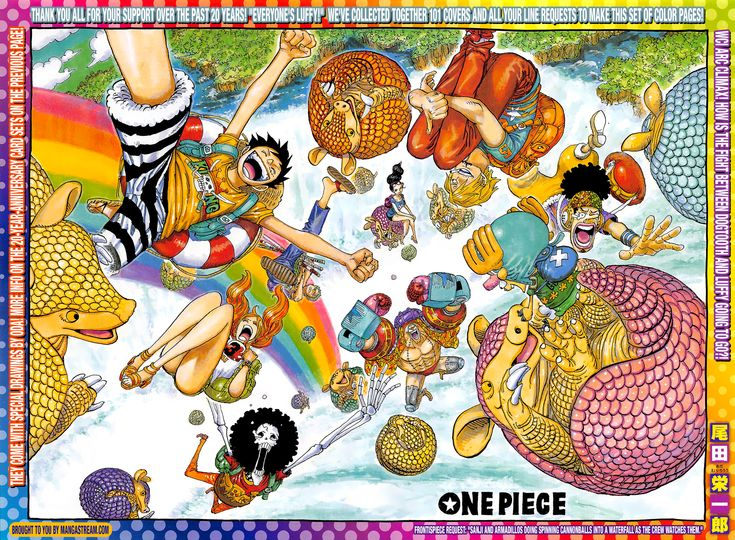 One Piece 886 - Manga Stream