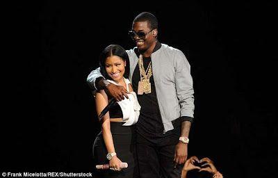 Ramyjay's Blog: Is Nicki Minaj pregnant with rapper's baby??