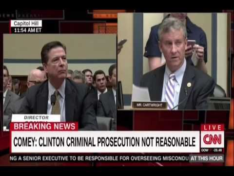 Comey tanks key GOP talking point, admits classified materials were not 'properly marked'  SO GTF OVER IT ALREADY!!!