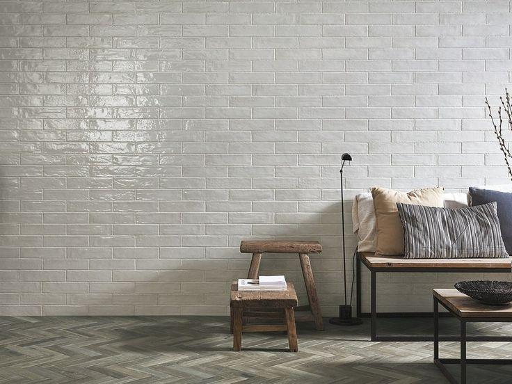 M s de 25 ideas incre bles sobre paredes de ladrillo de - Revestimiento imitacion ladrillo ...