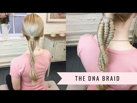 The DNA Braid By SweetHearts Hair Design - YouTube