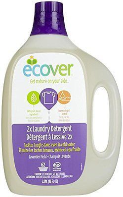 Ecover Laundry Detergent, Lavender, 93 Ounce