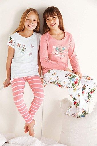 Older Girls nightwear Pyjamas Sleepwear - Next New Zealand. International Shipping And Returns Available. Buy Now!