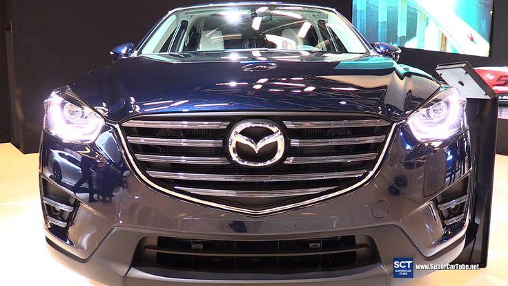 2016 Mazda CX5 GT SkyActiv AWD Exterior and Interior