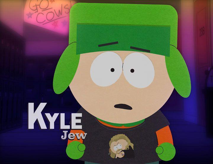 Kyle Broflovski Wallpaper - South Park Image (8265743) - Fanpop fanclubs