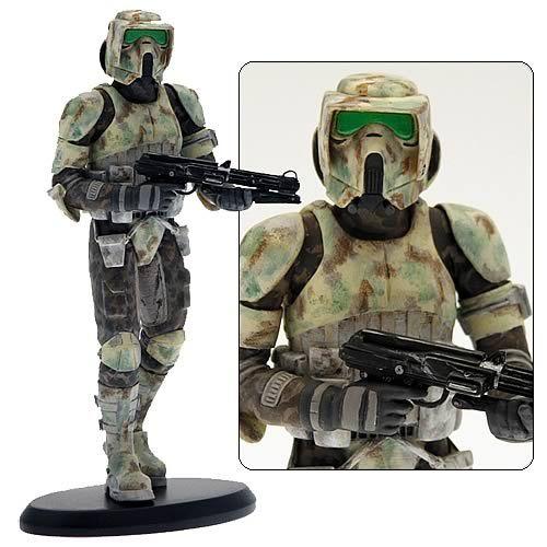Star Wars Elite Collection Kashyyyk Trooper 1:10 Statue - Attakus - Star Wars - Statues at Entertainment Earth